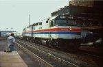 AMTK 286 leads train 448